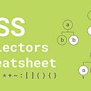 【译】一张图搞定CSS选择器知识